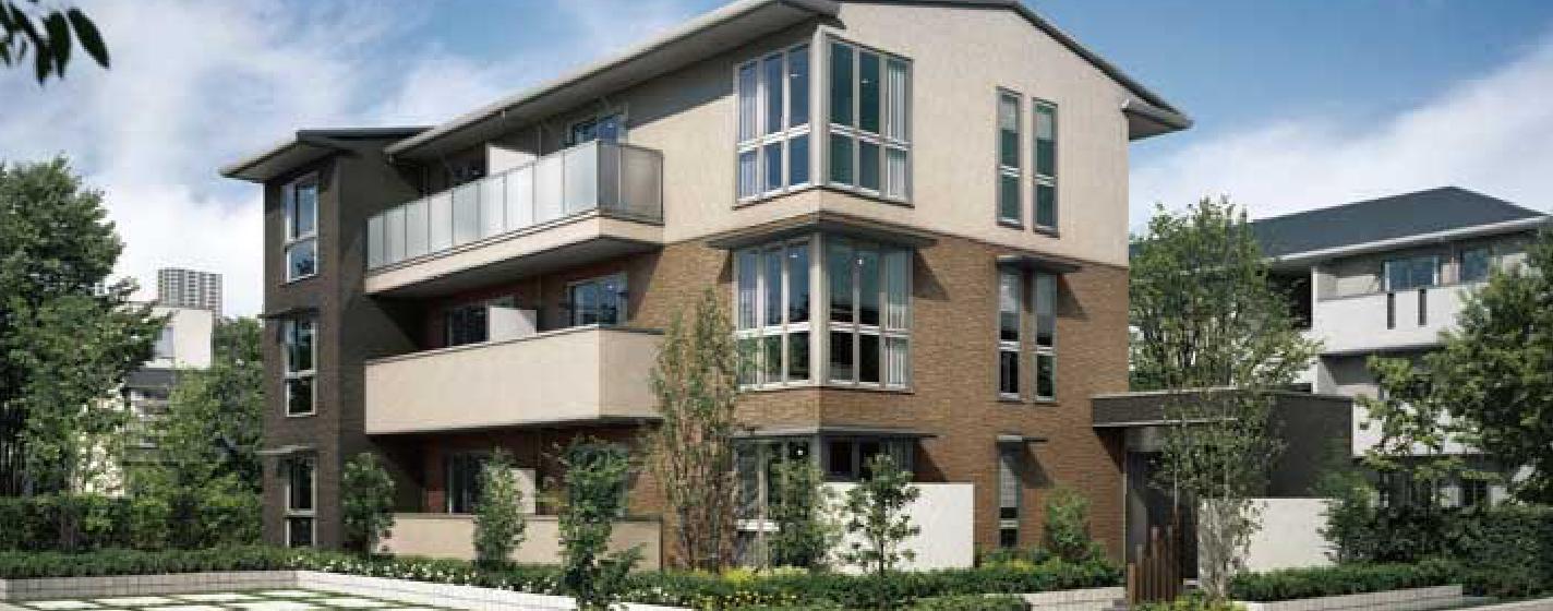 工業化住宅・一般住宅(集合住宅事業部門